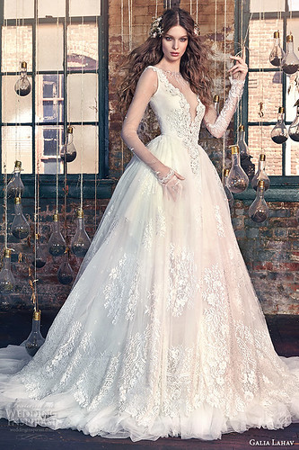 Galia Lahav Wedding Dress 2016
