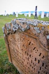 Cimetiere du bord de mer (Seb & Jen) Tags: canada quebec cimetiere gaspesie cimetery baiedeschaleurs newrichmond