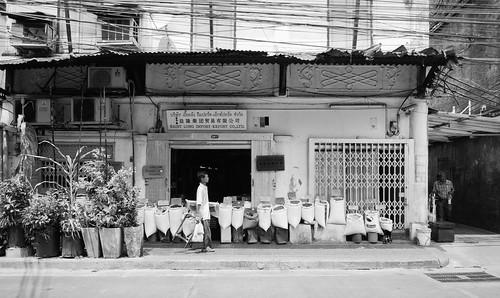 Spice market, Yaowarat, Bangkok