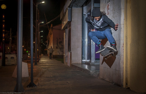 Angelo Zuñiga - Bs Wallride