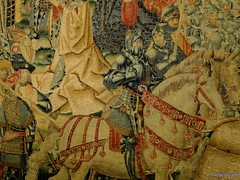 Pastrana (santiagolopezpastor) Tags: tapestries tapices