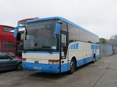 AJ51 REP (markkirk85) Tags: new bus ex buses ava volvo south rep glastonbury foster falcon van avalon coaches 22002 hool alizee mimms b12m aj51 aj51rep av51ava av51