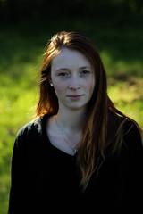 Portrait (Camille Melle) Tags: portrait nature friend photos passion laval flou artistique mayenne