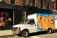 wane (Luna Park) Tags: nyc ny newyork truck graffiti lunapark cod wane wanecod