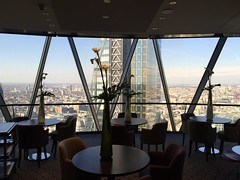 The Lounge at Searcys at the Gherkin (2) (Lex Photographic) Tags: london gherkin searcys