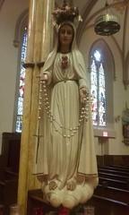 2016-04-22_10-48-52 (clarisel) Tags: newyorkcity church by photo catholic c clarisel gonzalez virginmary virgen 2016