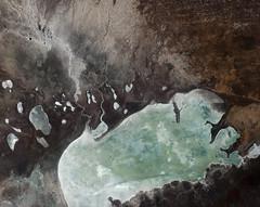 Etosha (europeanspaceagency) Tags: namibia etosha saltpan earthfromspace earthobservation sentinel2a