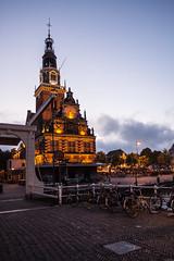 blue hour (Jan Herremans) Tags: church nederland bluehour alkmaar 2010 woophy janherremans