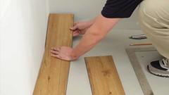 Aplicar mosaicos em vinil passo a passo  Parte II (utilidades_casa) Tags: solo cho colar decorao vinil leroymerlin recortar mosaicos medir passoapasso