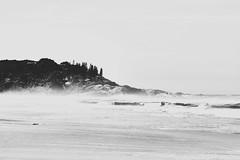 Memory (Billy W Martins ) Tags: ocean floripa sea blackandwhite praia beach monochrome seaside nikon florianpolis wave praiadajoaquina d7100