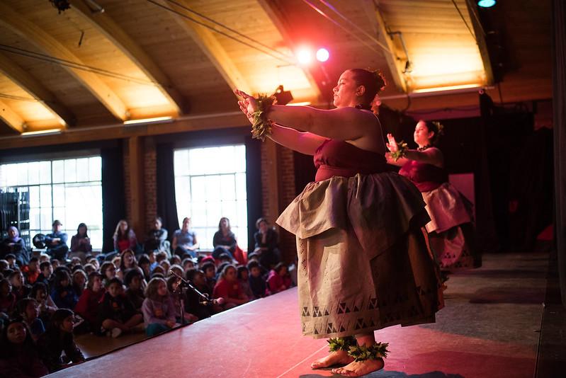 Performing Art And Learning Program Spring 2016: Māhealani Uchiyama