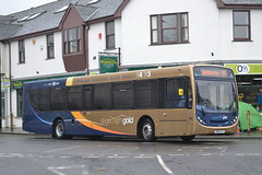Stagecoach Cumbria & North Lancashire 28747 YN65XFY (Will Swain) Tags: county uk travel england lake west bus buses gold march britain district country north transport lakes lancashire vehicles cumbria vehicle seen 24th keswick stagecoach enviro 2016 28747 yn65xfy