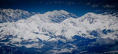 Aerial view of snow capped Rocky Mountains in Colorado (mbell1975) Tags: usa mountain snow mountains west landscape rockies us colorado view unitedstates rocky aerial snowcapped mount american co paysage range capped coloradoaspen