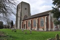 Yisty I hent even heard of Felminum (Cameron Self) Tags: church norfolk standrew felmingham