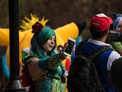 Calgary Comic and Entertainment Expo Parade of Wonders 2016 (Michael Mckinney (Find my Twitter @MMckinneypho) Tags: canada green calgary star costume comic expo cosplay parade entertainment fantasy alberta fi wars sci wonders 2016
