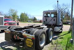 2008 Freightliner Cascadia Semi Truck Inspection - Forrest City, AR 008 (TDTSTL) Tags: truck inspection semi 2008 semitruck cascadia freightliner forrestcityar