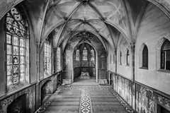 church IV (>>nicole>>) Tags: church kirche urbanexploration urbex abandonedplaces schwalmtal lostplaces kentschool hostert stjosefsheim britishmilitaryhospital klosterschwalmtal monasteryschwalmtal