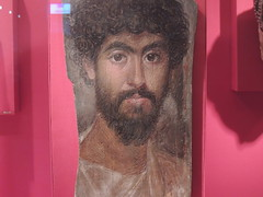 Portrait of the Fayoum - Metropolitan Museum of Art - Uptown Manhattan - New York City - April 2016 (jeanyvesriou1) Tags: newyorkcity art museum manhattan muse museo met uppereastside themetropolitanmuseumofart muse