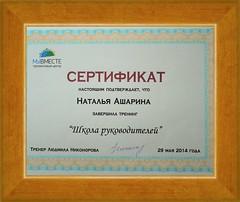 Наталья Ашарина