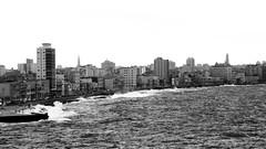 The Malecon and skyline of Havana (nexus61969) Tags: havana habana malecn