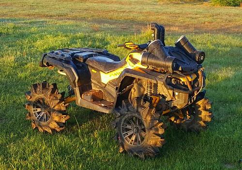 Outlander Xmr Catvos Lift Juggernaut Tire A Photo On Flickriver