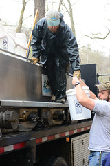 2016 S Patapsco Trout Stocking (mddnrfish) Tags: trout dnr joeevans troutstocking marylandconservationcorps fisheriesservice depatmentofnaturalresources