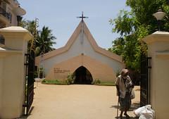 church_2979 (Manohar_Auroville) Tags: houses streets eye pool birds night day views luigi pondicherry fedele pondy manohar atithi puducherry