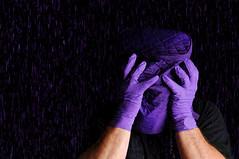 Purple Rain (Studio d'Xavier) Tags: purple prince 365 purplerain werehere 116366 purplepurplepurplethings april252016