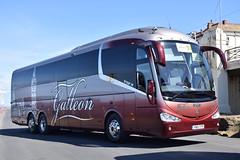 YN15YTP  Galleon Travel, Roydon (highlandreiver) Tags: travel bus coach rally lancashire blackpool galleon roydon irizar i6 yn15ytp