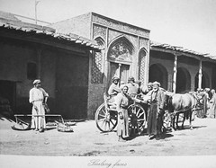 Smiling Faces (Terterian - A million+ views, thanks.) Tags: horse smile vintage photography book photos brothers transport photographic views baghdad times plates collectible drawn rare abdul 1925 studies kerim basra irag basrah bygone hasso cemera