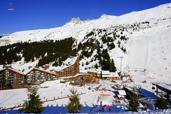 Meribel Mottaret (A. Wee) Tags: france alps skiresort meribel mottaret  troisvalles  les3valles