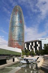 20151015 Torre Agbar2 (Tristar1011) Tags: barcelona torreagbar