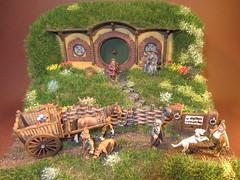 Beutelsend_02 (Mangito1) Tags: gandalf lordoftherings hobbits bilbo herrderringe auenland beutelsend