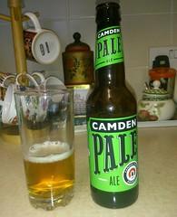 well it is Camden Pale (boysnips) Tags: beer bitter realale paleale londonbeer camdentownbrewery