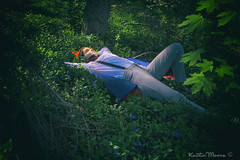 _MG_1412 (Dun By Kaitlin) Tags: green nature wall garden relax woods cosplay over wirt