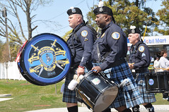 146 National Police Parade - Providence (RI) Police Pipes and Drums (rivarix) Tags: cops lawenforcement policeman pipers bagpipe bassdrum pipeband policeofficer drummajor pipemajor bassdrummer nationalpoliceparade aquidneckislandrhodeisland providencepolicedepartmentpipesanddrums