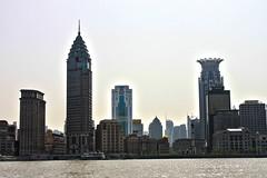 The Bund (lukedrich_photography) Tags: china skyscraper canon river asia shanghai highrise prc financial  bund thebund huangpu eastasia peoplesrepublicofchina huangpuriver     t1i canont1i  thebundfinancialcenter