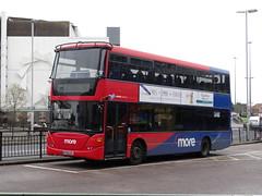 Wilts & Dorset 1192 (Coco the Jerzee Busman) Tags: uk england bus coach hampshire southampton