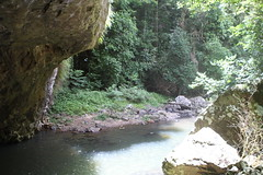 Natural Bridge (Robbie Guarino) Tags: landscape stream australia queensland springbrooknationalpark