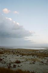 Roll-1 (HuntRei) Tags: park new sunset portrait film beach 35mm coast woods surf kodak sandy nj east contax shore 400 porta jersey asbury g2 hook swell hartshorne vontage