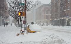 Snowzilla - Jan 2016 (akalhan) Tags: newyork harlem manhattan snowzilla blizzard2016