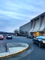Belk; former Leggett (Tanglewood Mall) (Joe Architect) Tags: 2016 roanoke virginia va tanglewood mall tanglewoodmall retail favorites yourfavorites leggett belk departmentstore deadmall joesgreatesthits myfavorites