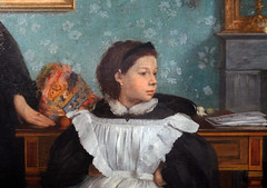 Degas Bellelli Child 2