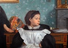 Degas Bellelli Child 2
