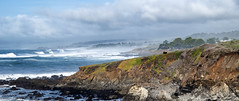 Point Panorama I (Joe Josephs: 2,650,890 views - thank you) Tags: ocean california water pacificocean fineartphotography waterscape californiacentralcoast waterreflections pacificcoasthighway cambriacalifornia californialandscape landscapephotography outdoorphotography fineartprints joejosephsphotography