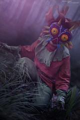 Skull Kid - Legend of Zelda: Majora's Mask (Lyon Hart Photography) Tags: game skull kid mask cosplay nintendo videogames rpg link zelda cosplayer legend loz skullkid majoras cosplayphotography