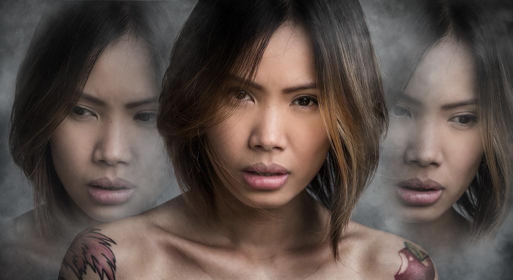 Savage girl in cebu