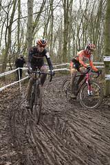 DSC02315 (GSH1970) Tags: field ian cycling nikki mud bikes racing shrewsbury liam helen harris muddy cyclocross wyman killeen sundorne