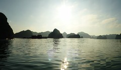 Lan Ha Bay (Cat Ba, Vietnam 2015) (paularps) Tags: travel cruise nature bay asia culture vietnam hoian hanoi hue saigon hochiminhcity halongbay danang reizen baai azi 2016 catba 2015 arps condao paularps nikond7100 lonhabay