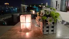 MERANTI HOTEL24 (Rodel Flordeliz) Tags: pool cityscape room romantic date overlooking accomodation quezoncity valnetines affordable merantihotel